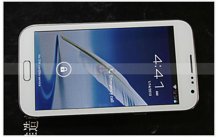 Tianji H890 - смартфон, Android 4.1.1, MTK6577 (2x1.2GHz), qHD 5.4
