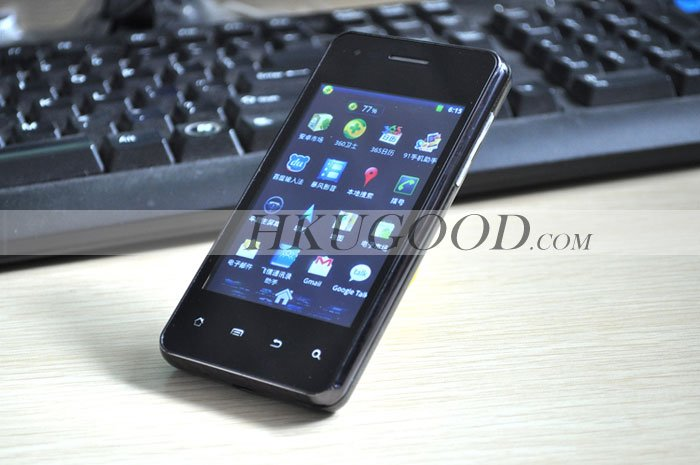Jiayu G1 - смартфон, Android 2.3.6, MTK6515 (1GHz), 3.5