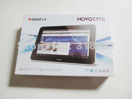 Ainol Novo 7 Aurora 2/II - планшетный компьютер, Android 4.0.3, IPS 7