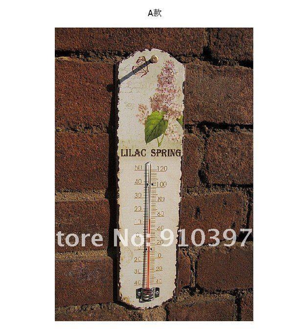 Бытовой декоративный термометр