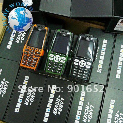 Land Rover A9i - мобильный телефон, 2.4
