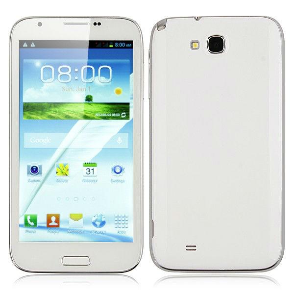 Changhui N7100 - смартфон, Android 4.1.1, MTK6577 (2x1.2GHz), qHD 5.3