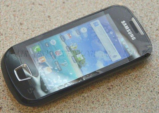 Samsung i5800/Galaxy 3 - смартфон, Android 2.2, Samsung S5P6422 (667MHz), 3.2