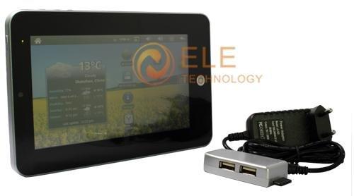 ELE TP-18001 - планшетный компьютер, Android 2.3.5, 7