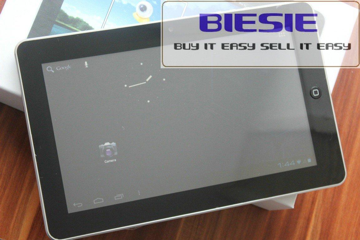Biesie PX-8860 V10 - планшетный компьютер, Android 4.0.3, 10.1