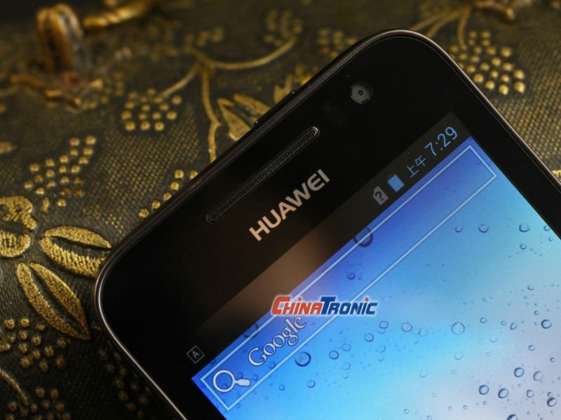 Huawei C8825D Ascend G330C - смартфон, Android 4.0.4, Qualcomm Snapdragon S4 MSM8625 (2x1GHz), 4