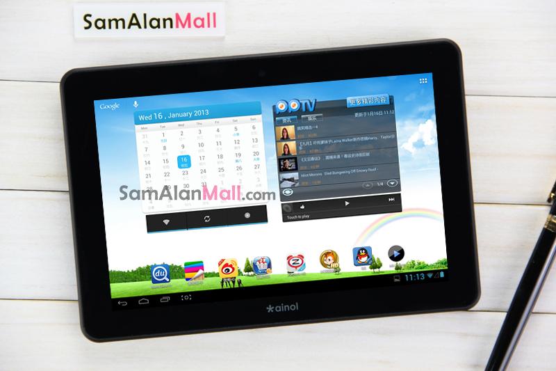 Ainol Novo 7 Venus - планшетный компьютер, Android 4.1.1, HD 7