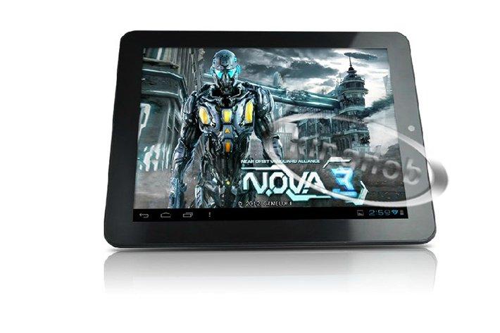 Cube U23GT Cold Ice - планшетный компьютер, Android 4.0.4, 8