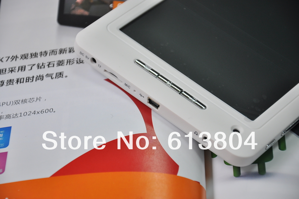Androra A713 - планшетный компьютер, Android 4.0.3, TFT LCD 7