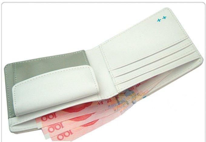 Кошелёк в виде 100$ купюры