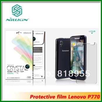 Nillkin Anti - протектор экрана, защита от отпечатков пальцев для Lenovo P770