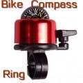 Звонок для велосипеда с компасом