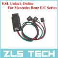 Инструмент для разблокирования электроусилителя руля для автомобилей Mercedes-Benz E / C класса