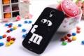 """Силиконовый чехол """"M&M"""" для Samsung galaxy S4 9500"""