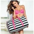 Стильная женская пляжная/дорожная сумка