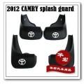 Комплект из 4 брызговиков для TOYOTA camry, 2012-2013г. выпуска, ABS пластик