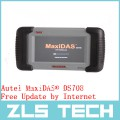 MaxiDAS DS708 - многофункциональный инструмент для диагностики авто