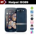 "Haipai I9389 - Смартфон, Android 4.2.1, MTK6589 1.2GHz, Dual SIM, 4.7"", 1GB RAM, 4GB ROM, GSM, 3G, GPS, Wi-Fi, Bluetooth, основная камера 8.0Mp"