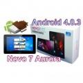 "Ainol Novo 7 Aurora - планшетный компьютер, Android 4.0, IPS 7"", 1.2 GHz, 1GB RAM, 8GB ROM, HDMI, Wi-Fi"