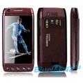 """T5000 - мобильный телефон, QWERTY-клавиатура, сенсорный экран 3,5"""", на 2 сим-карты"""