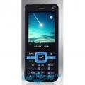 H999 - мобильный ТВ-телефон, 3 сим-карты с русифицированной клавиатурой