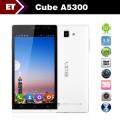 "Cube A5300 Talk5h - Смартфон, Android 4.2, MTK6589 1.2GHz, 5.5"", Dual SIM, 1GB RAM, 4GB ROM, GSM, 3G, Bluetooth, Wi-Fi, Основная камера 8.0Mpix"