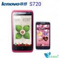 "Lenovo S720 - смартфон, 2 SIM-карты, Android 4.0, qHD 4.5"" IPS, MTK6589 (2 х 1 ГГц), 512МБ RAM, 4ГБ ROM, поддержка карт microSD, 3G, Wi-Fi, Bluetooth, GPS, FM-радио, основная камера 8МП и фронтальная камера 1,3МП"