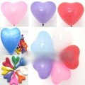 """Воздушные шары """"Сердце"""", 100 шт."""
