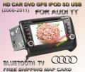 Автомагнитола для Audi, LCD, DVD, GPS, Navigaiton, Bluetooth