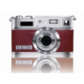"O8CD - цифровой фотоаппарат, 8MP, 2.4"" TFT LCD, 3x оптический зум, стабилизация изображения"