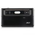 "G6AP - цифровая 3D-камера, 12MP, 2.7"" TFT LCD, 3D-очки, 5x цифровой зум"