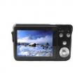 """DC-K706 - цифровая камера, 14MP, 2.7"""" TFT LCD, 4x цифровой зум, 3x оптический зум"""