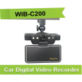 """WIB-C200 - видеорегистратор, ротация 270 градусов, 2.5"""" TFT LCD, микрофон, динамик"""