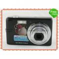 "T400 - цифровая камера, 12MP, 3.0"" сенсорный TFT LCD, 5x цифровой зум, 4x оптический зум"