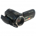 "C4 Black - цифровая камера, 12MP, HD, 2.7"" TFT LCD, 8x цифровой зум"