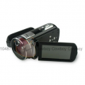 "Cowboy HD-2313 - цифровая камера, 16MP, HD 1080P, поворотный сенсорный 3.0"" TFT LCD, 120x цифровой зум, 23x оптический зум"
