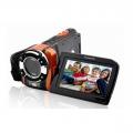 "HDV-Z58 - цифровая водонепроницаемая камера, 16MP, HD 1080P, поворотный 3.0"" TFT LCD, 4x цифровой зум"