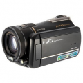 "Vivikai HD-1200 - цифровая камера, 20MP, HD 1080P, сенсорный 3.0"" TFT LCD, 10x цифровой зум, 12x оптический зум"