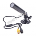 Цифровая мини камера наблюдения, 420TVL, водостойкая
