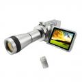 "DV-668T - цифровая камера, HD 720P, 12MP, 3.0"" TFT LCD, 4x цифровой зум"
