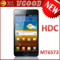 "A9100 - смартфон S2, Android 2.3, 3G, 4.3"" сенсорный экран, 2 сим карты"