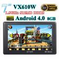 "Onda VX610W - планшетный компьютер, Android 4.0, 7"", 1.5 GHz, 512MB RAM, 8GB ROM, Wi-Fi"