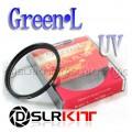 УФ защитный фильтр Green-L 77 mm