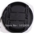 Крышка 55mm с ремешком для объективов Sony/Minolta (10 штук)
