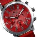 Женские кварцевые часы с кристаллами