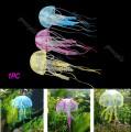 Светящиеся медузы для аквариума