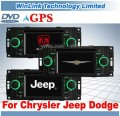 DVD-плеер с GPS для Chrysler Jeep Dodge
