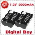 EN-EL3 - батарея LI-ION 2000 мАч для камер Nikon D70s D70 D5