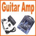 Портативный мини-усилитель для наушников и гитар