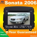 "CV-8038 - автомобильная магнитола, 7"" TFT LCD, Touch Screen, GPS, Bluetooth, MP3/MP4, FM/AM, FM Transmitter, TV для Hyundai Sonata (2005-2008)"